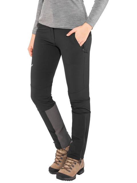 Salewa Sesvenna Skitour DST Pants Women black out